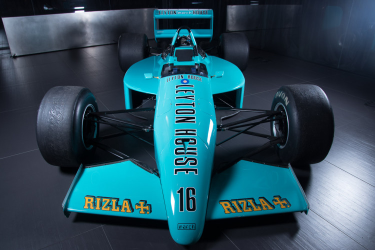 1987 March Leyton House F1 2