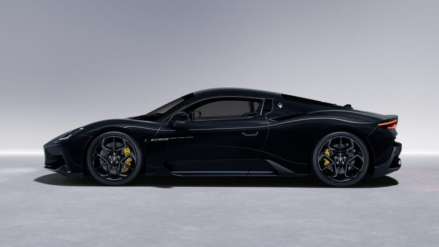 2021 Maserati MC20 0