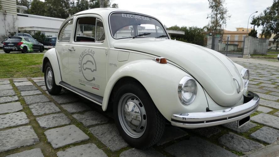 1972 Volkswagen Maggiolino Elettrica 2