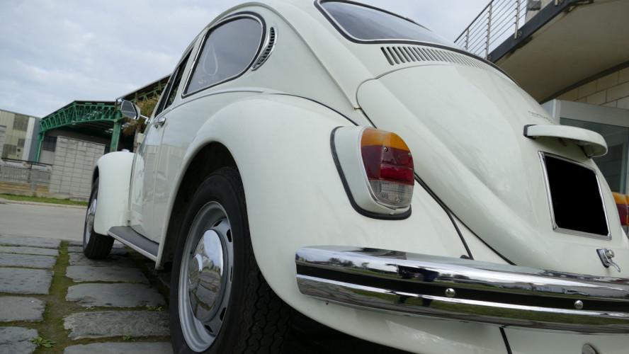 1972 Volkswagen Maggiolino Elettrica 1