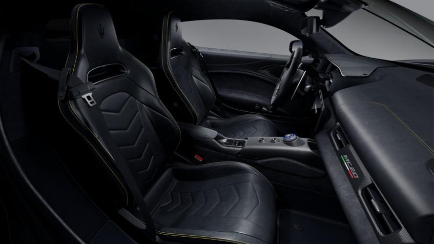 2021 Maserati MC20 5