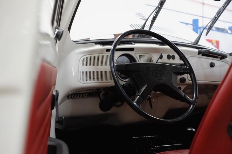 1972 Volkswagen Maggiolino Elettrica 5