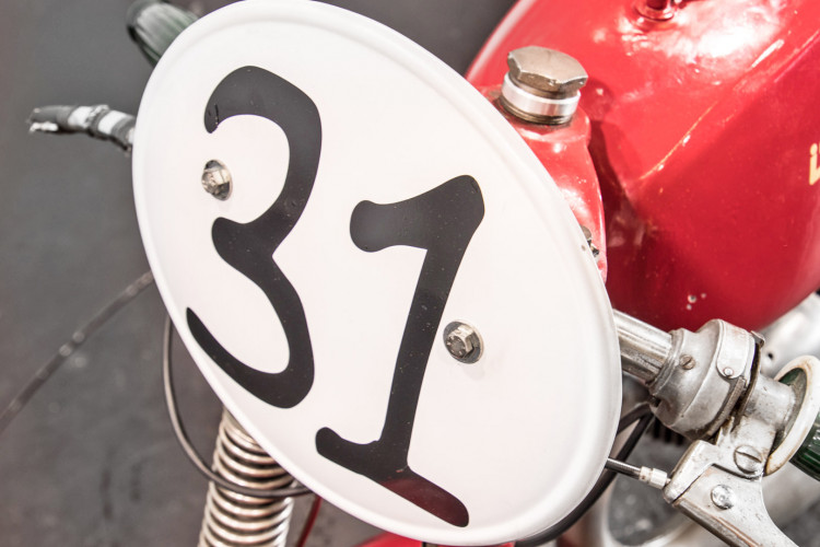 1963 Itom 50 Corsa 8