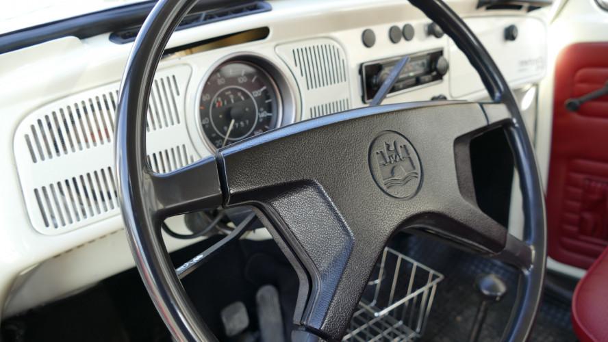 1972 Volkswagen Maggiolino Elettrica 8