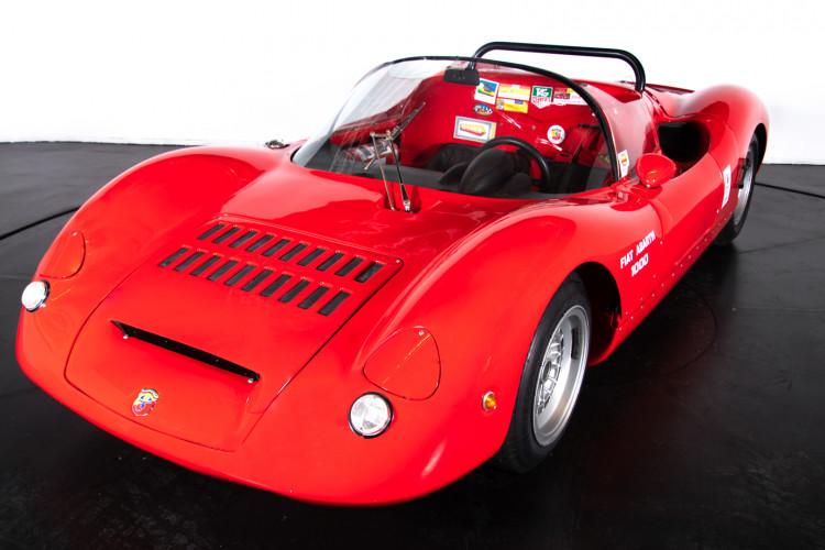 1968 Abarth 1000 SP sport prototipo 8