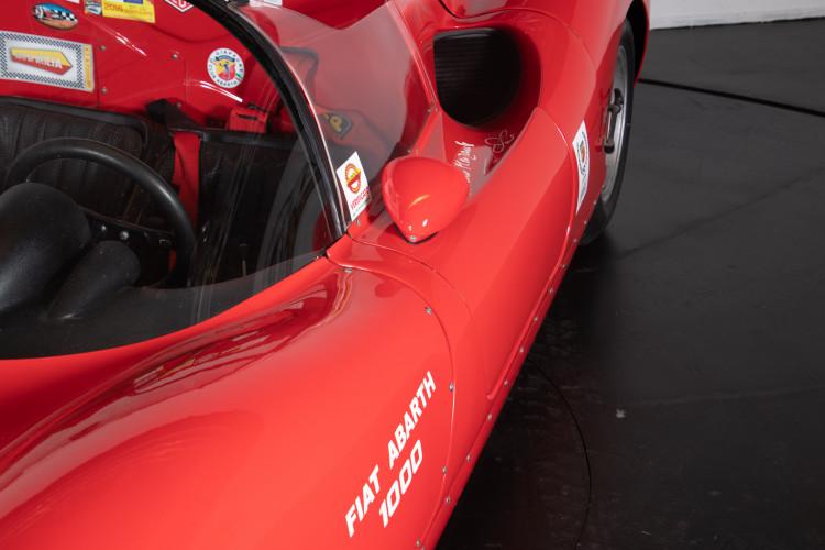 1968 Abarth 1000 SP sport prototipo 16