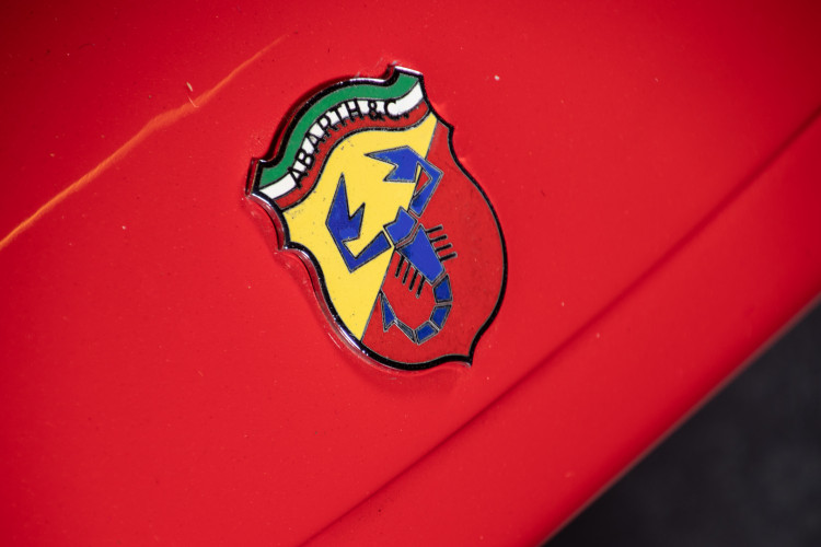 1968 Abarth 1000 SP sport prototipo 15