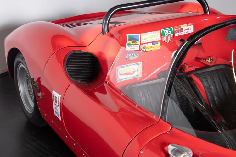 1968 Abarth 1000 SP sport prototipo 18