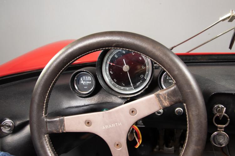 1968 Abarth 1000 SP sport prototipo 25