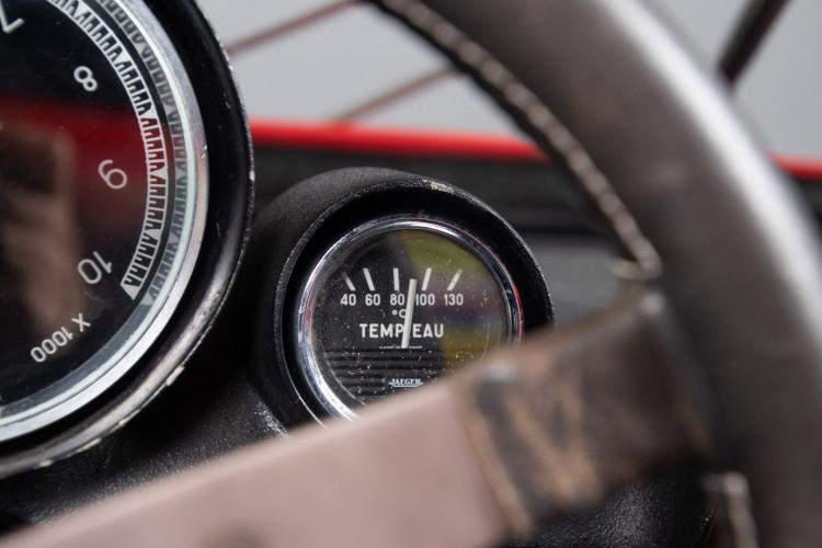 1968 Abarth 1000 SP sport prototipo 27