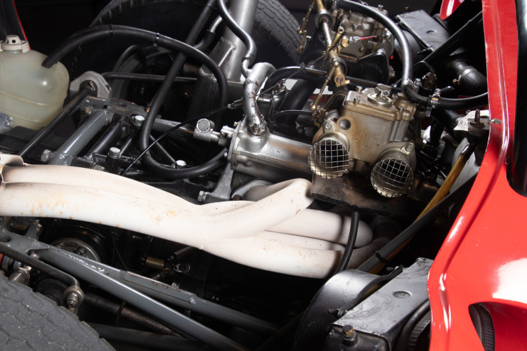 1968 Abarth 1000 SP sport prototipo 40