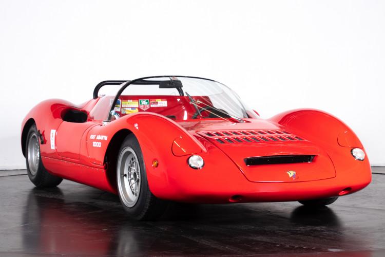 1968 Abarth 1000 SP sport prototipo 7