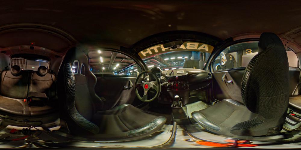 2013 Fiat 500 Abarth Assetto Corse 42/49 Road Legal 44