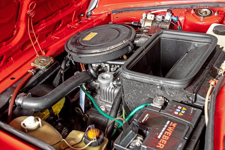 1981 Autobianchi A 112 Abarth 34