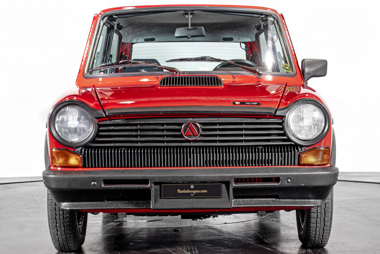 1981 Autobianchi A 112 Abarth 1