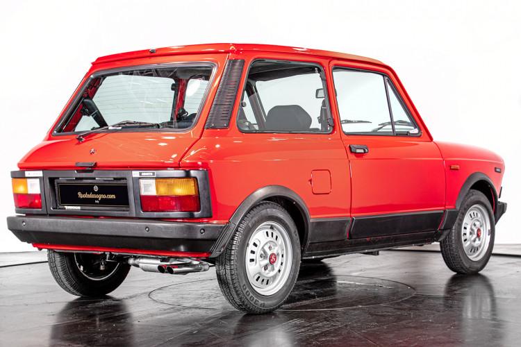 1981 Autobianchi A 112 Abarth 4