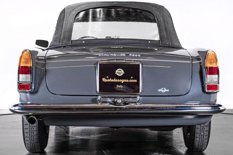 1966 ALFA ROMEO 2600 SPIDER TOURING 10