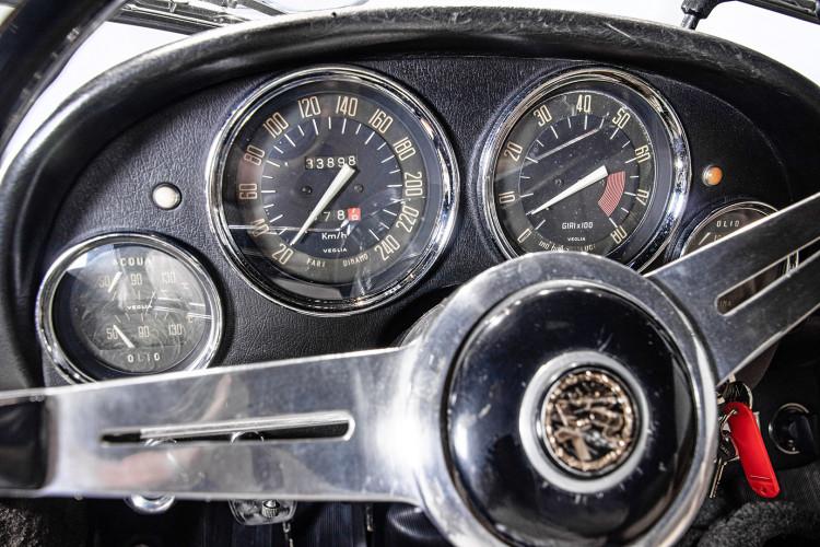 1966 ALFA ROMEO 2600 SPIDER TOURING 37