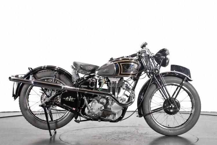 1938 AJS 350 4