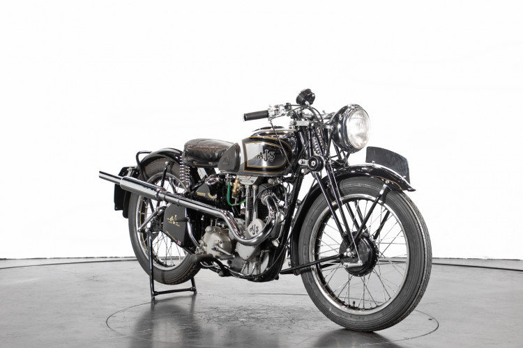 1938 AJS 350 3