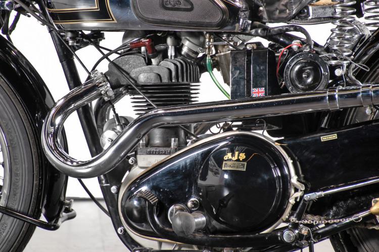 1938 AJS 350 7