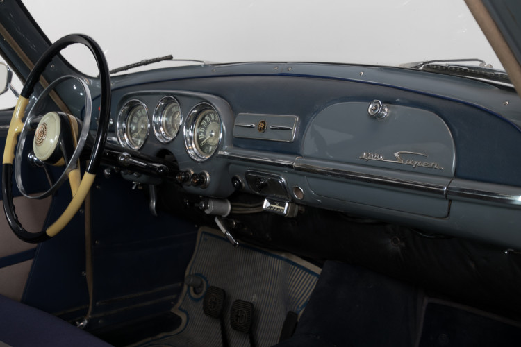 1956 Alfa Romeo 1900 Super 16
