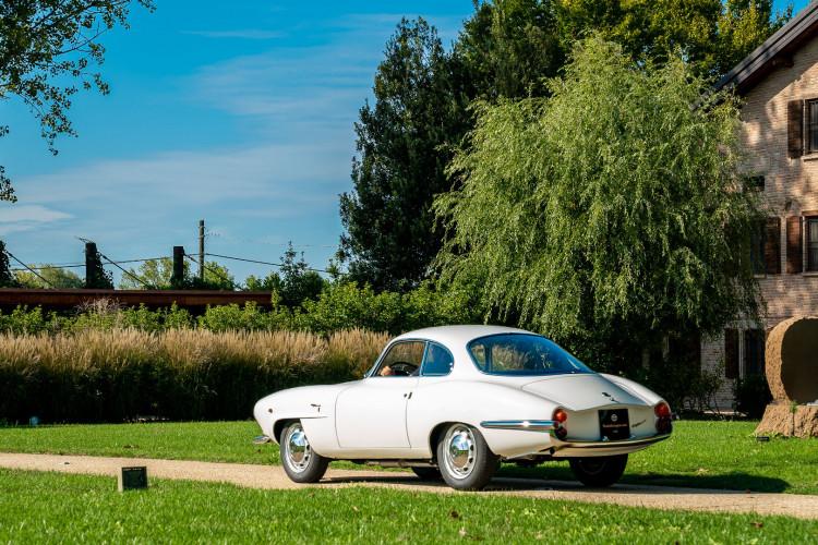 1962 Alfa Romeo Giulietta Sprint Speciale 2