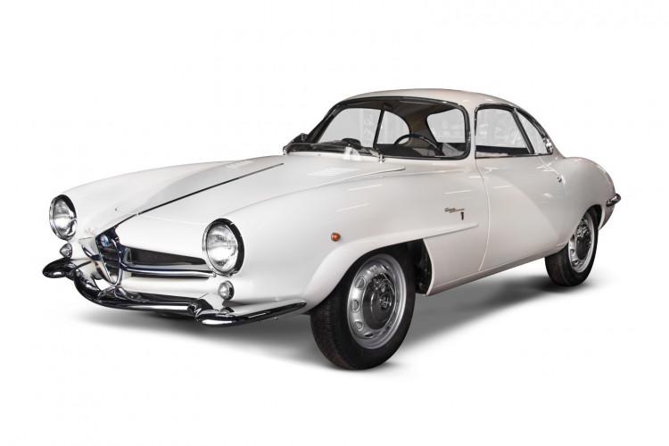 1962 Alfa Romeo Giulietta Sprint Speciale 24