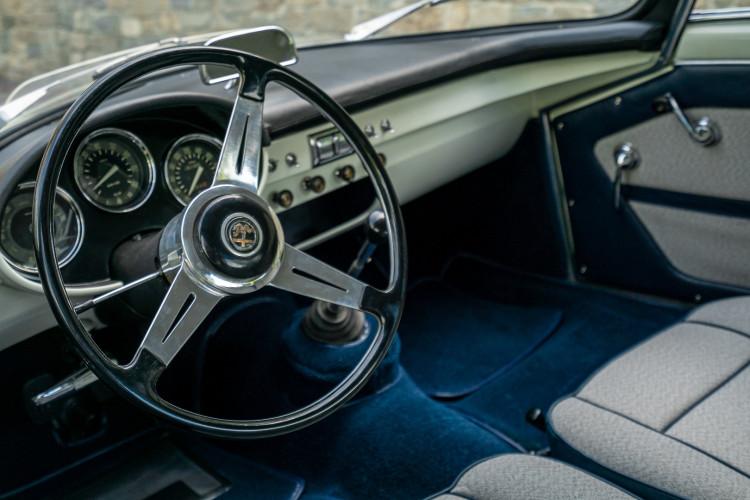 1962 Alfa Romeo Giulietta Sprint Speciale 9