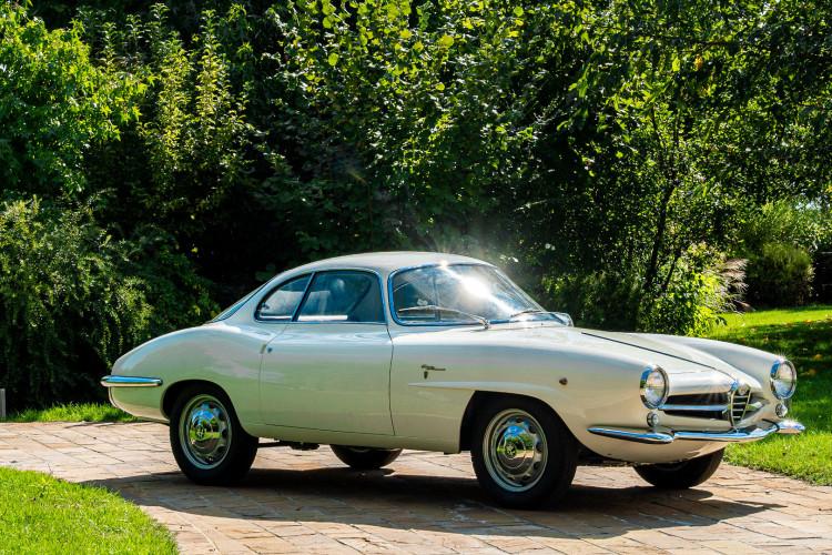 1962 Alfa Romeo Giulietta Sprint Speciale 13