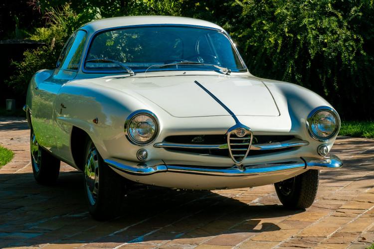 1962 Alfa Romeo Giulietta Sprint Speciale 20