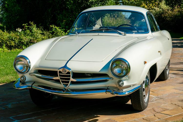 1962 Alfa Romeo Giulietta Sprint Speciale 21
