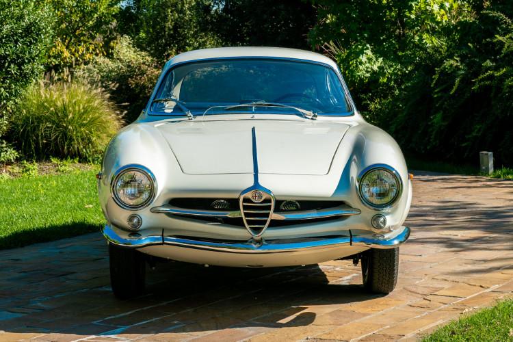 1962 Alfa Romeo Giulietta Sprint Speciale 0