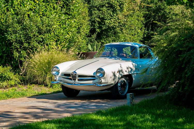 1962 Alfa Romeo Giulietta Sprint Speciale 1
