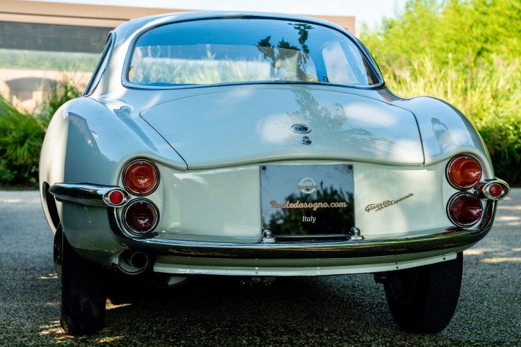 1962 Alfa Romeo Giulietta Sprint Speciale 6