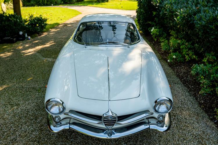 1962 Alfa Romeo Giulietta Sprint Speciale 10
