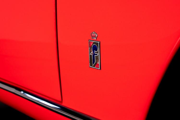 1962 Alfa Romeo Giulietta Spider 12