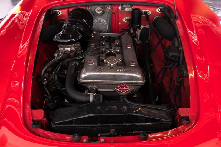 1962 Alfa Romeo Giulietta Spider 36