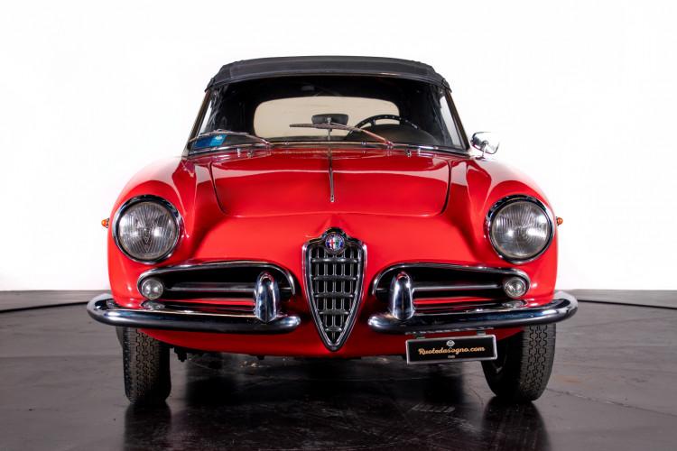 1962 Alfa Romeo Giulietta Spider 4