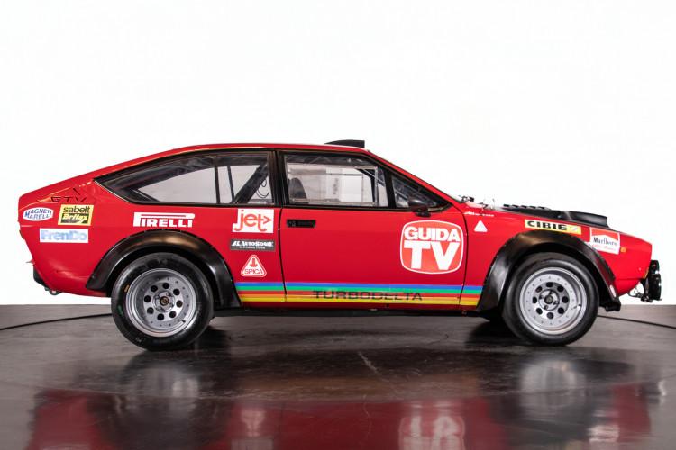 1979 Alfa Romeo Alfetta GTV Turbodelta Gr.4 7