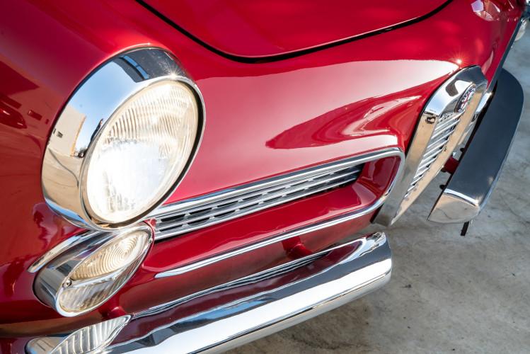 1961 Alfa Romeo 2000 Spider Touring 8