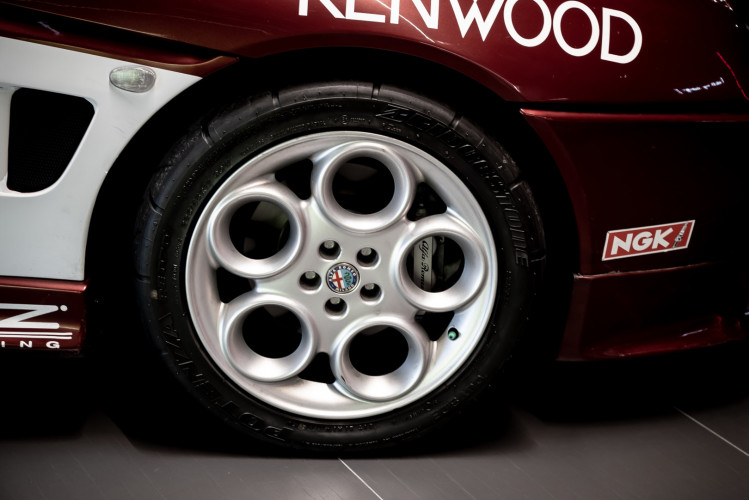 1995 Alfa Romeo GTV 2.0 V6 Turbo Cup Replica 11