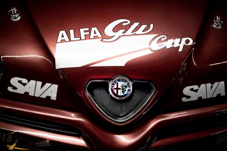 1995 Alfa Romeo GTV 2.0 V6 Turbo Cup Replica 3