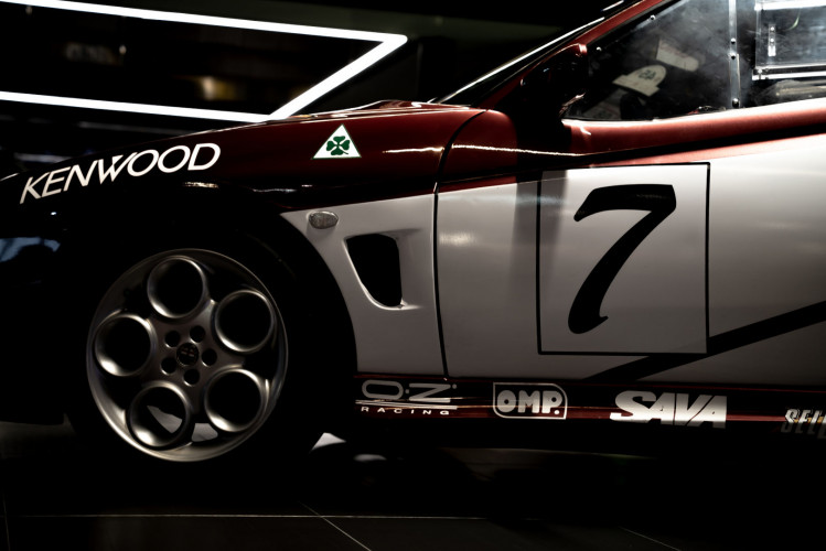 1995 Alfa Romeo GTV 2.0 V6 Turbo Cup Replica 7
