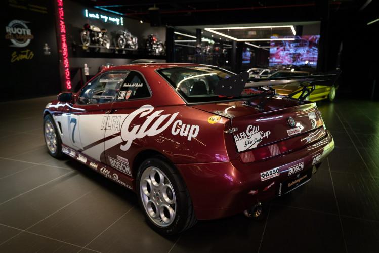 1995 Alfa Romeo GTV 2.0 V6 Turbo Cup Replica 14
