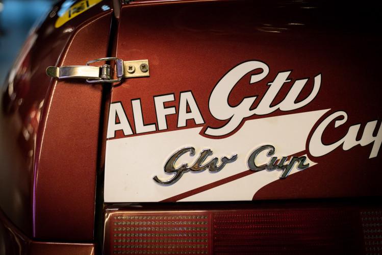 1995 Alfa Romeo GTV 2.0 V6 Turbo Cup Replica 53