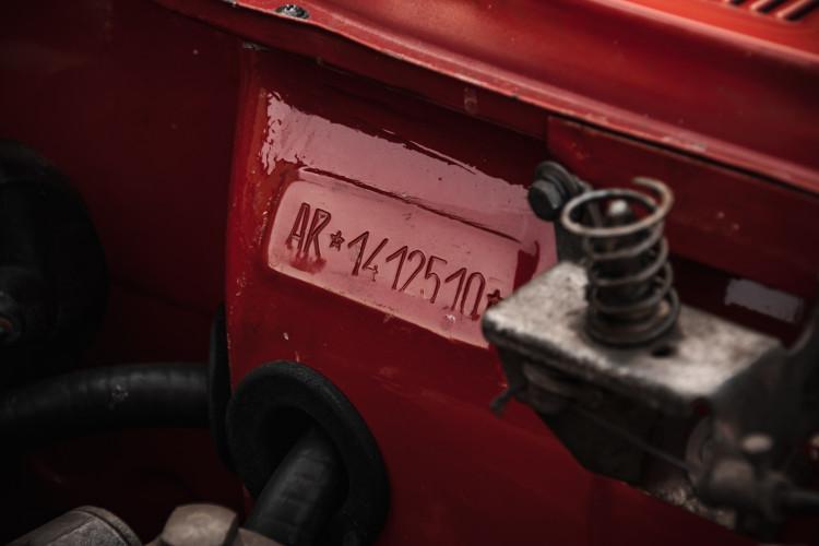 """1970 Alfa Romeo Duetto 1750 """"osso di seppia"""" 38"""