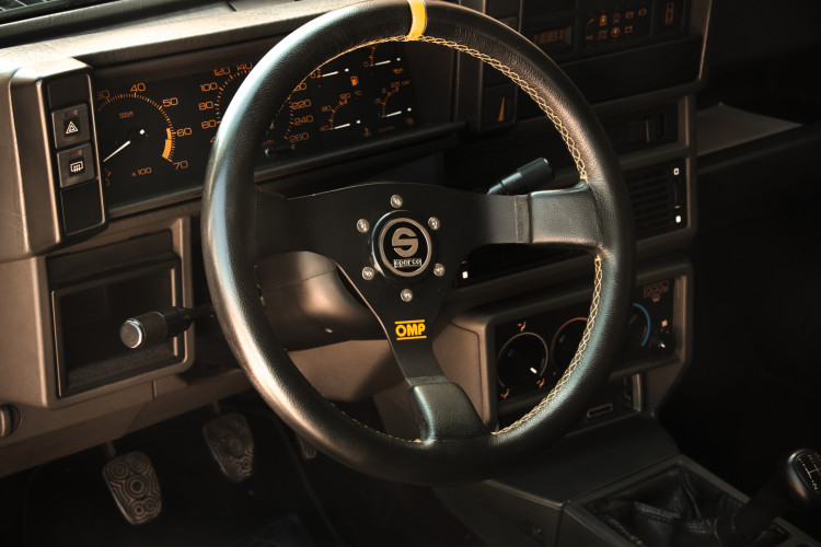 1988 Alfa Romeo 75 Turbo America 34