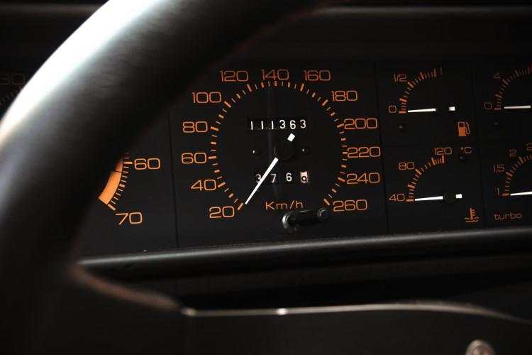 1988 Alfa Romeo 75 Turbo America 31