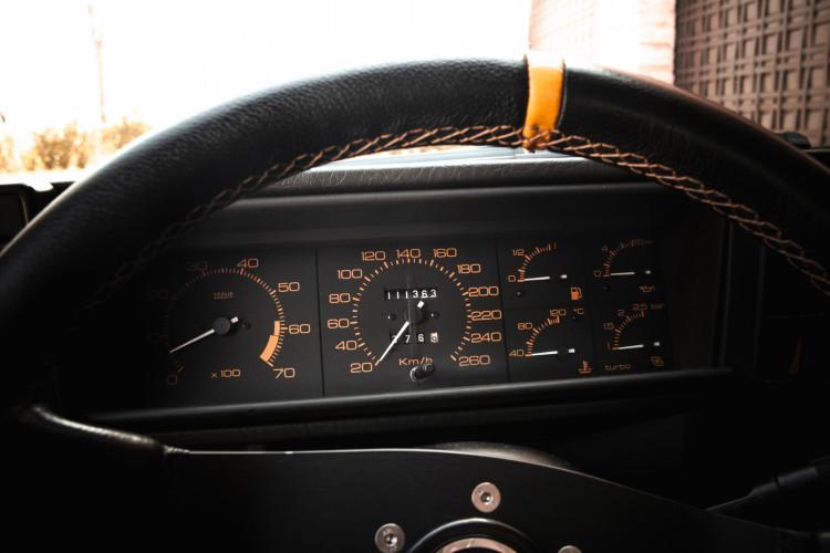 1988 Alfa Romeo 75 Turbo America 30